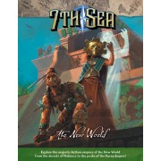 7th Sea 2nd Ed. - The New World
