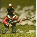 British Infantry 1800-13: Line Infantry in Stovepipe Shako, advancing 0