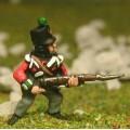 British Infantry 1800-13: Grenadier or Light Coy, advancing 0