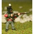 British Infantry 1800-13: Line Infantry in Stovepipe Shako, firing 0
