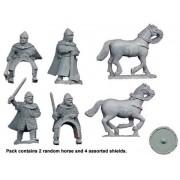 Saxon Personalities Harold & Tostig Godwinson
