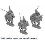 Unarmoured Roman Cavalry
