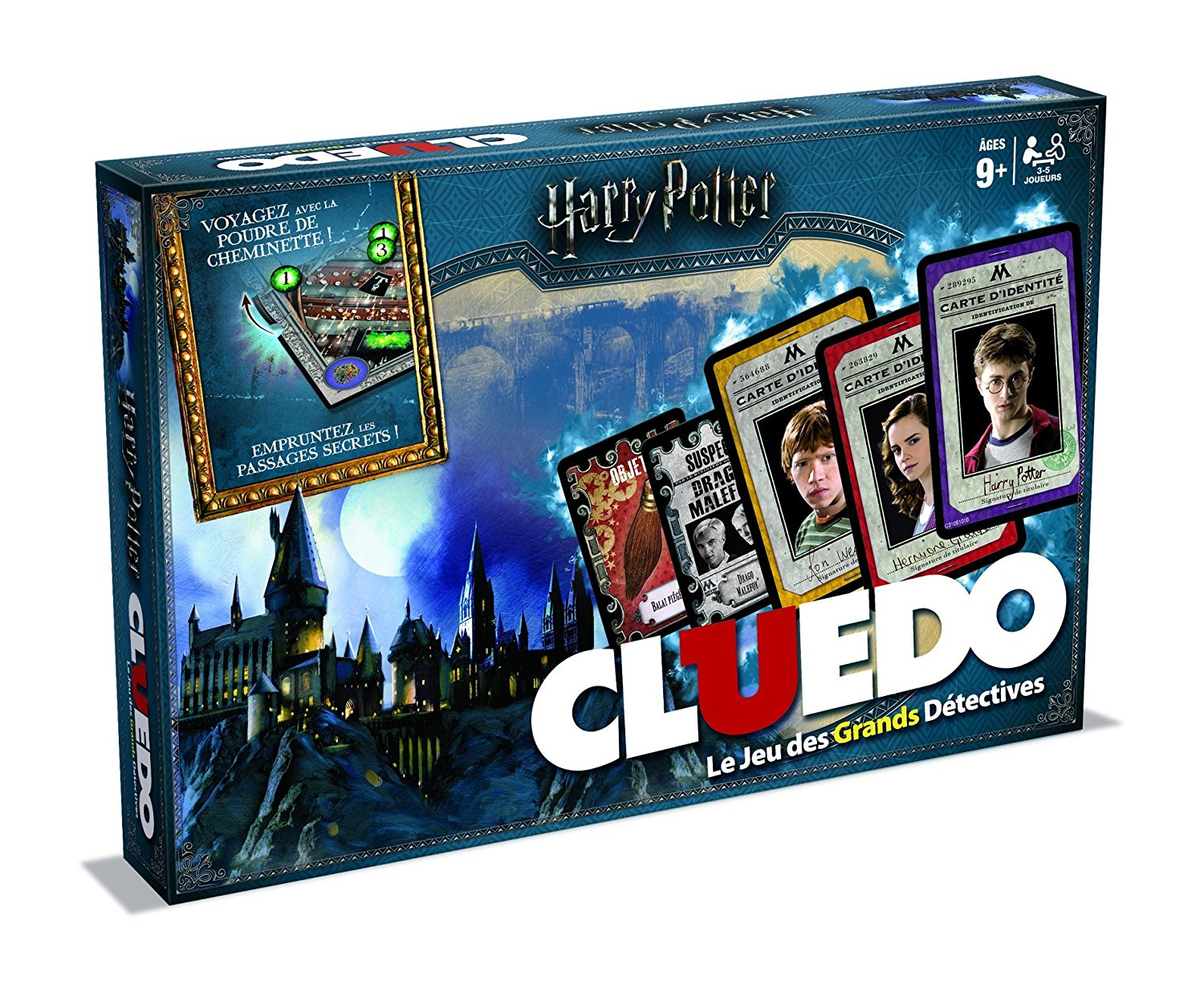 Buy Cluedo Harry Potter Board Game Winning Moves