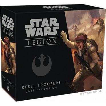 Star Wars : Legion - Rebel Troopers Unit Expansion