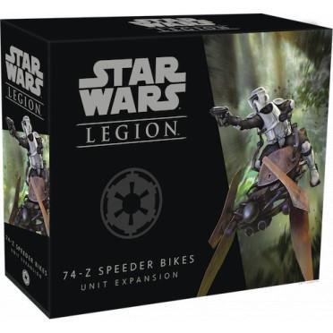 Star Wars : Legion -  74-Z Speederbikes Unit