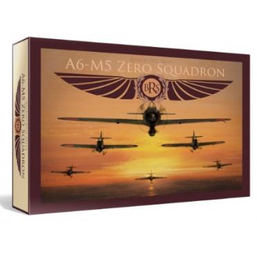 Blood Red Skies: Japanese A6MX 'Zero-Sen' - Squadron, 6 planes