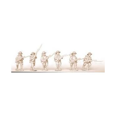 British Infantry Advancing II