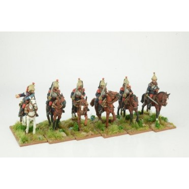 French Cuirassier Command
