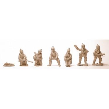 German Field Artillery Crew