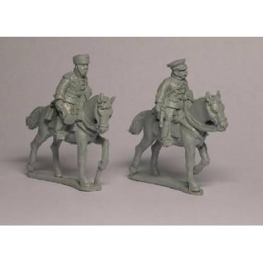 German Hussar Command