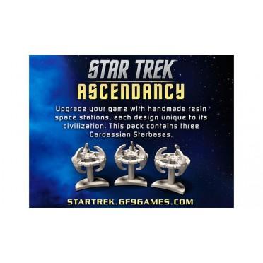 Star Trek Ascendancy - Cardassian Starbases