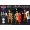 Rome's Legions of the Republic (II) in pectoral armour plus Velites and Command 0