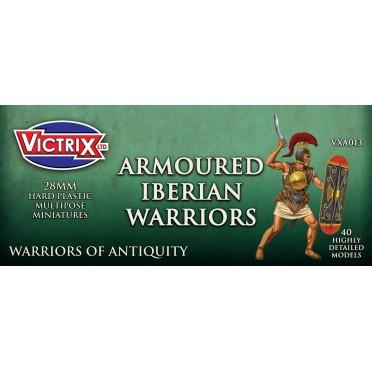 Ancient Iberian Armoured Warriors