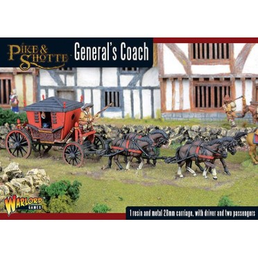 Pike & Shotte General's coach