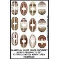 Numidian Infantry Shield Designs 4 0