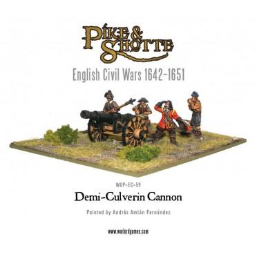 Demi-culverin cannon