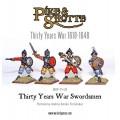 Thirty Years War Swordsmen 0