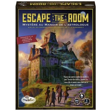 Escape The Room : Mystère au Manoir de l'Astrologue