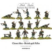 95th Rifles - Chosen Men