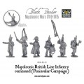 Napoleonic British Line Infantry command (Pensinsular War) 0