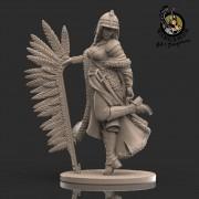 Hot & Dangerous - Oleńka, the Winged Hussar