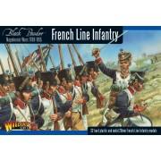 Napoleonic French Line Infantry