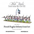French Indian War 1754-1763: French Regular Infantry 0