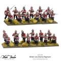 Anglo-Zulu War: British Line Infantry Regiment 1