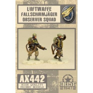 Dust - Fallschirmjäger Observer Squad