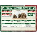 100mm Howitzer Battery 8