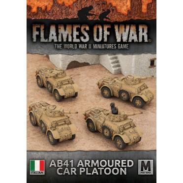 Armoured Car Platoon