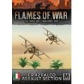 CR.42 Falco Assault Section 0