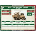 Autocannone AA Platoon 6