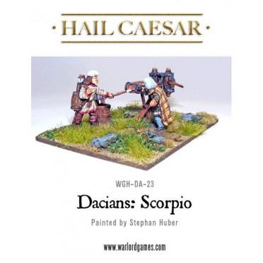 Hail Caesar - Dacians: Scorpio