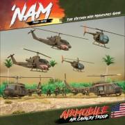 Nam - Unit Cards – Air Cavalry Troop