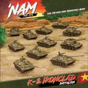Nam - K-2 Ironclad Battalion