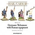 Hail Caesar - Germanic tribesmen with Roman equipment 0