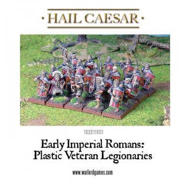 Hail Caesar - Early Imperial Romans: Veterans