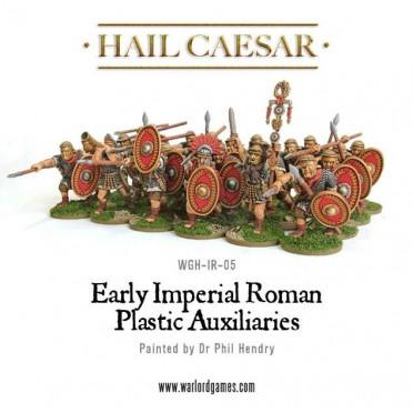 Hail Caesar - Early Imperial Romans: Auxiliaries