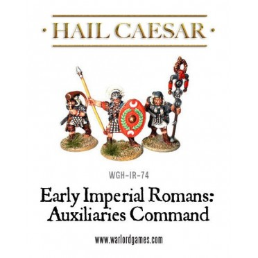 Hail Caesar - Early Imperial Romans: Auxiliary Command