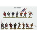 Agincourt French Infantry 1415-29 2