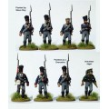 Prussian Napoleonic Line Infantry and Volunteer Jagers 1