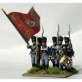 Prussian Napoleonic Line Infantry and Volunteer Jagers 2