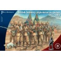 British Infantry in Afghanistan and Sudan 1877-85. 0