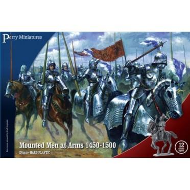 Mounted Men at Arms 1450-1500