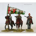Lancastrian mounted high command 0