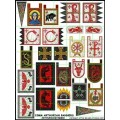 15mm Arthurian Banners 0