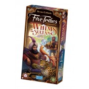 Boite de Five Tribes - Whims of the Sultan