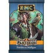 Epic Card Game - Furios vs Maligus