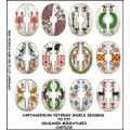 Carthaginian Veteran Shield Designs 3 (Crusader) 0